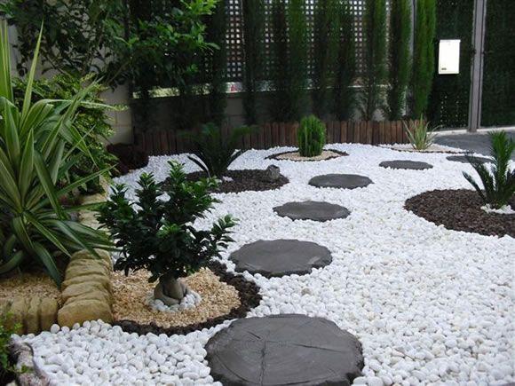 sỏi trang trí sân vườn Hồ Chí Minh