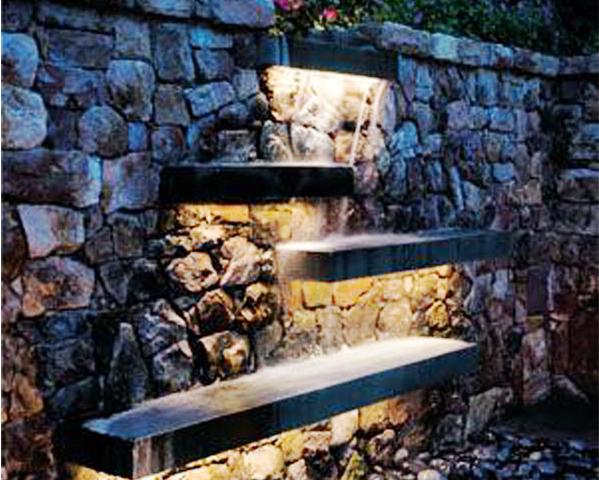 Hưỡng dẫn làm thác nước trên tường